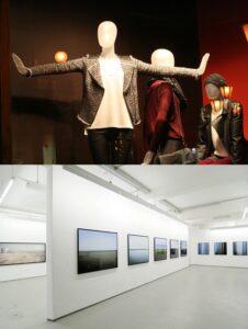Sala mostre, esposizioni, vetrina